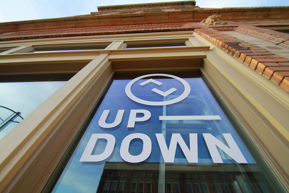 Up Down Des Moines exterior