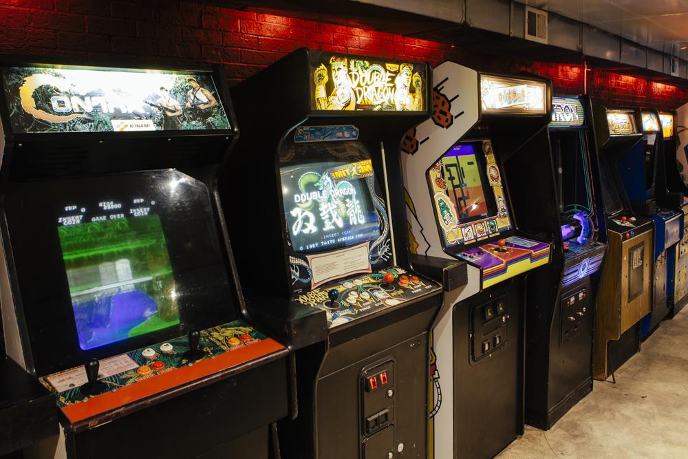 Up Down Des Moines arcade games